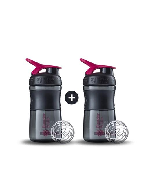 Combo 2 Blender Bottle Sportmixer 590ml