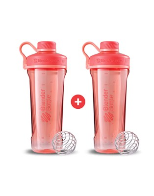 Combo 2x Blender Bottle Radian Tritan